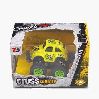 Cross Country Crazed Toy Car