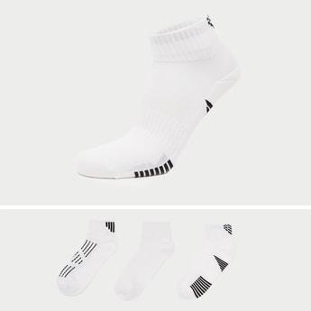 Set of 3 - Striped Ankle Length Socks