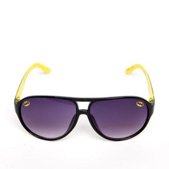 نظارات شمسية بطبعات شعار باتمان