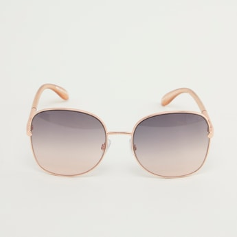 Full Rim Sunglasses with Nose Pads and Temple Tips