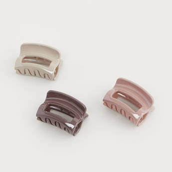 Set of 3 - Solid Hair Clamps