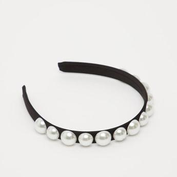 Pearl Detail Hairband