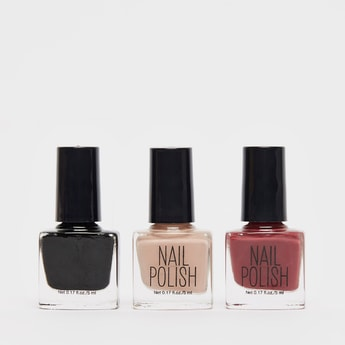 IKSU Mini Trio 3-Piece Nail Polish Set