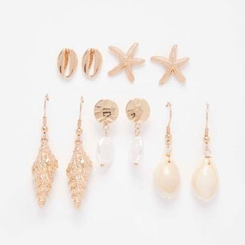 Assorted 6-Piece Earrings Set