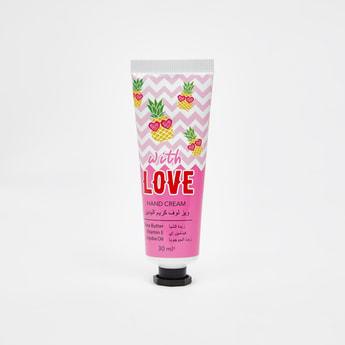 With Love Hand Cream - 30 ml