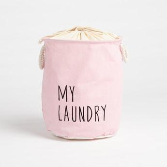 Printed Laundry Hamper - 49x38 cms