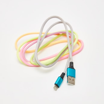 Solid iPhone Data Cable