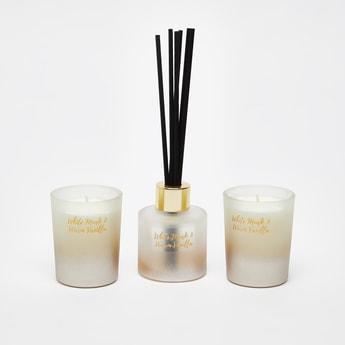 White Musk and White Vanilla Aroma Set