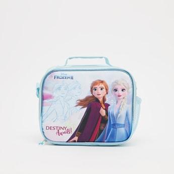 Frozen Print Lunch Bag