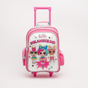 L.O.L. Surprise! Print Trolley Backpack - 18 Inches
