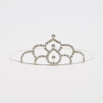 Studded Crown Hair Band