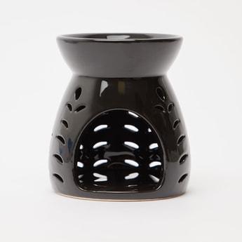 Aroma Burner with Cutwork Design