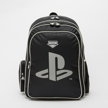 PlayStation Print Backpack with Adjustable Shoulder Straps - 18 Inches