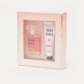 Good Vibes 2-Piece Gift Set