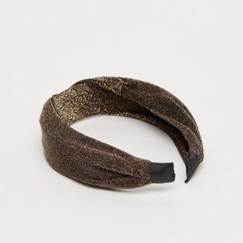 Glitter Textured Hairband