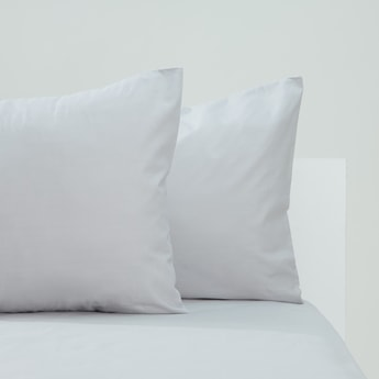 Set of 2 - Solid Pillowcase - 75x50 cms