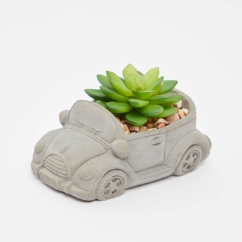Car Shaped Potted Plant