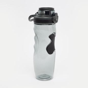 قارورة مياه بشفاطة وغطاء قابل للطي -750 مل