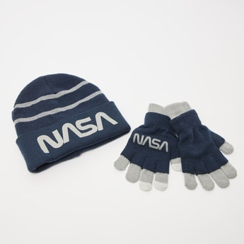 Cap and Gloves Set