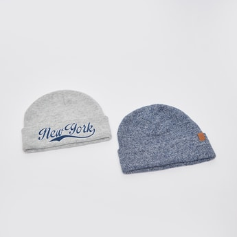Set of 2 - Beanie Cap
