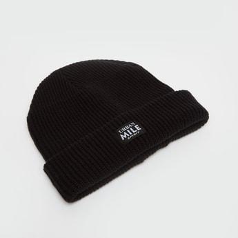 قبعة بيني مضلّعة