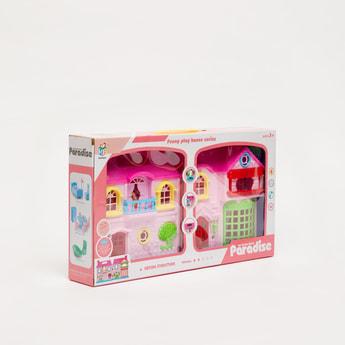 Paradise Dollhouse Playset