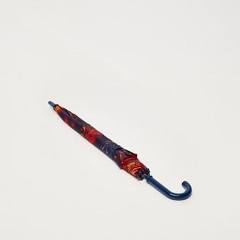 مظلة بطبعات سبايدرمان