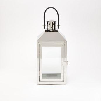 Lantern with Glass Panels