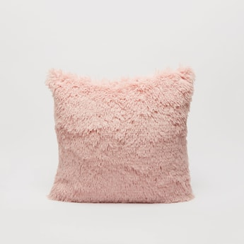 Plush Filled Cushion - 45x45 cms
