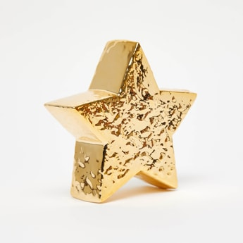 Star Shaped Decorative Decor