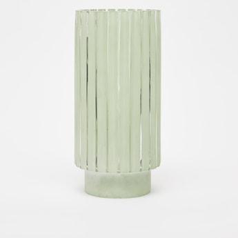 Decorative Patterned Cylindrical Vase