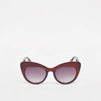 نظارة شمسية عين قطة بإطار كامل