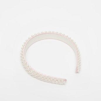 Bead Embellished Hairband