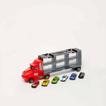 Truck Carrying Vehicle Set