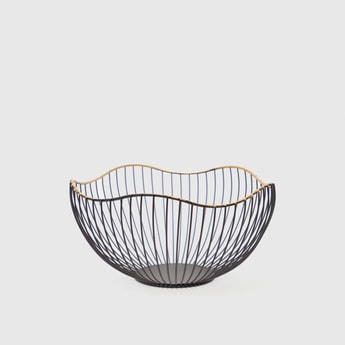 Decorative Basket - 28x28x15 cms