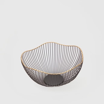 Decorative Basket - 32x32x17 cms