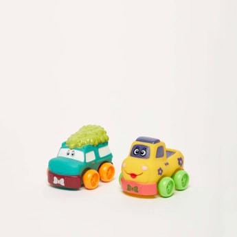 Viny Vehicle Toy Set