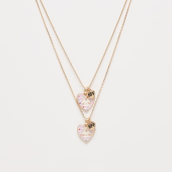 Dual Stranded Necklace
