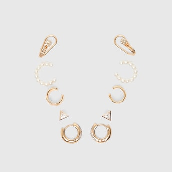 Set of 5 - Assorted Earrings