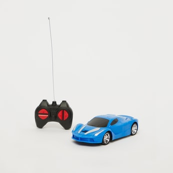 Speed King Remote Control Car Toy Set