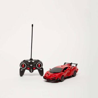 لعبة سيارة روبوت ديفورمايشن بجهاز تحكّم عن بعد