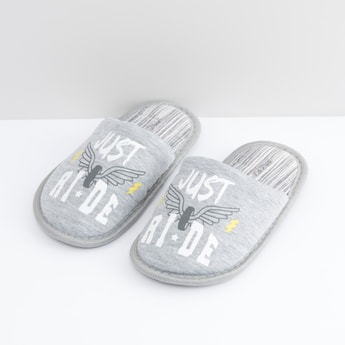 Printed Bedroom Slides