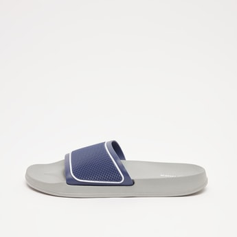 Textured Slip On Slides