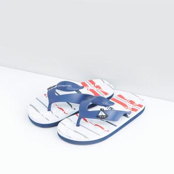 Printed Flip Flops