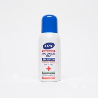 Cosmo Advanced Instant Hand Sanitizer Spray - 100 ml