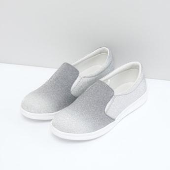 حذاء سهل الارتداء جليتر برقبة مطّاطية