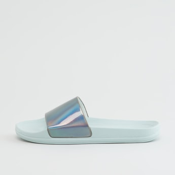 حذاء خفيف لامع