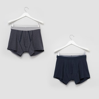 Set of 2 - Assorted A Front Trunk Briefs