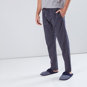 Striped Pyjamas with Pocket Detail