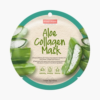 Purederm Aloe Collagen Mask